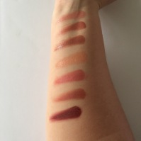 Nude Lips 28 Color Lipstick Palette by BH Cosmetics #8